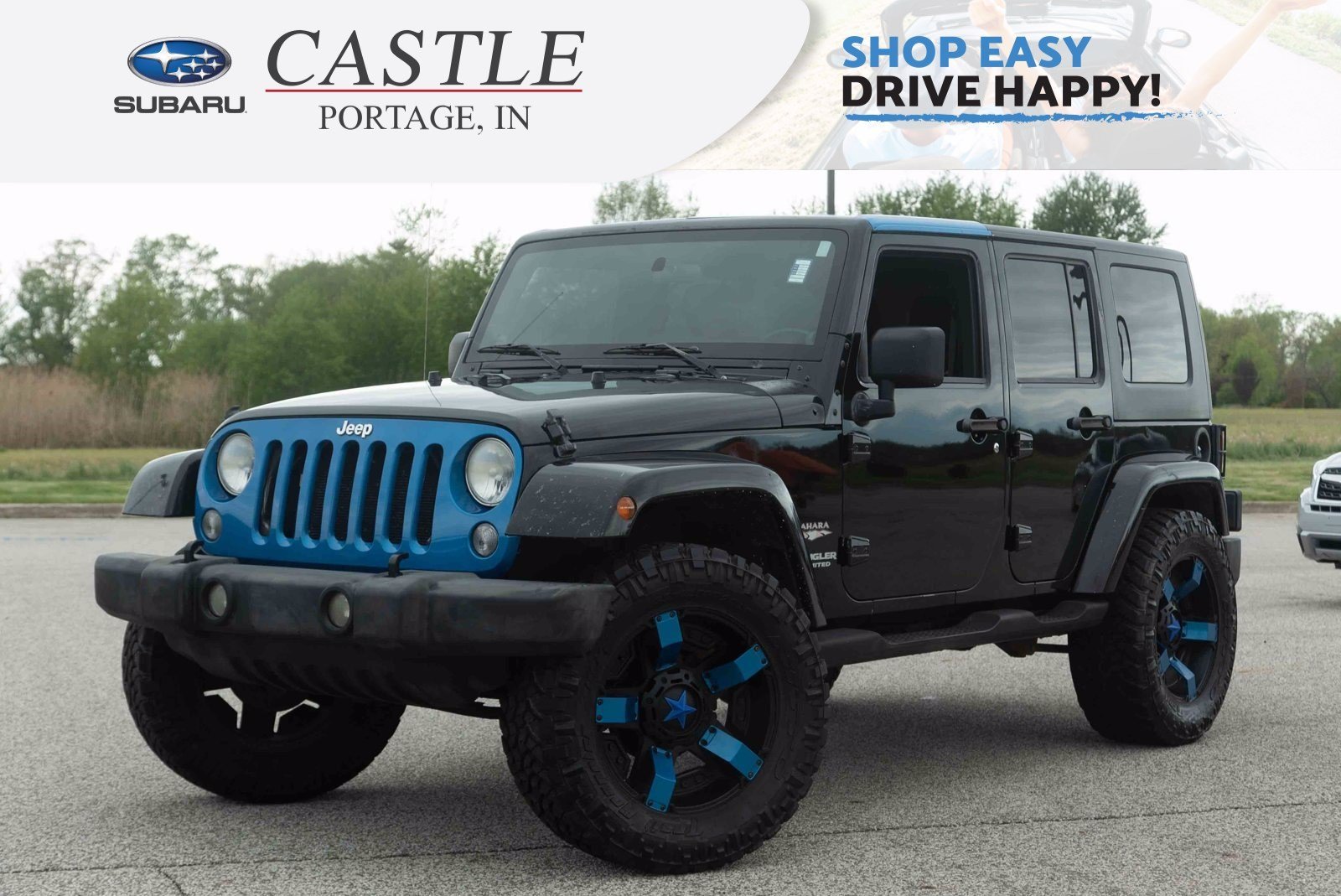 Pre-Owned 2007 Jeep Wrangler Unlimited Sahara