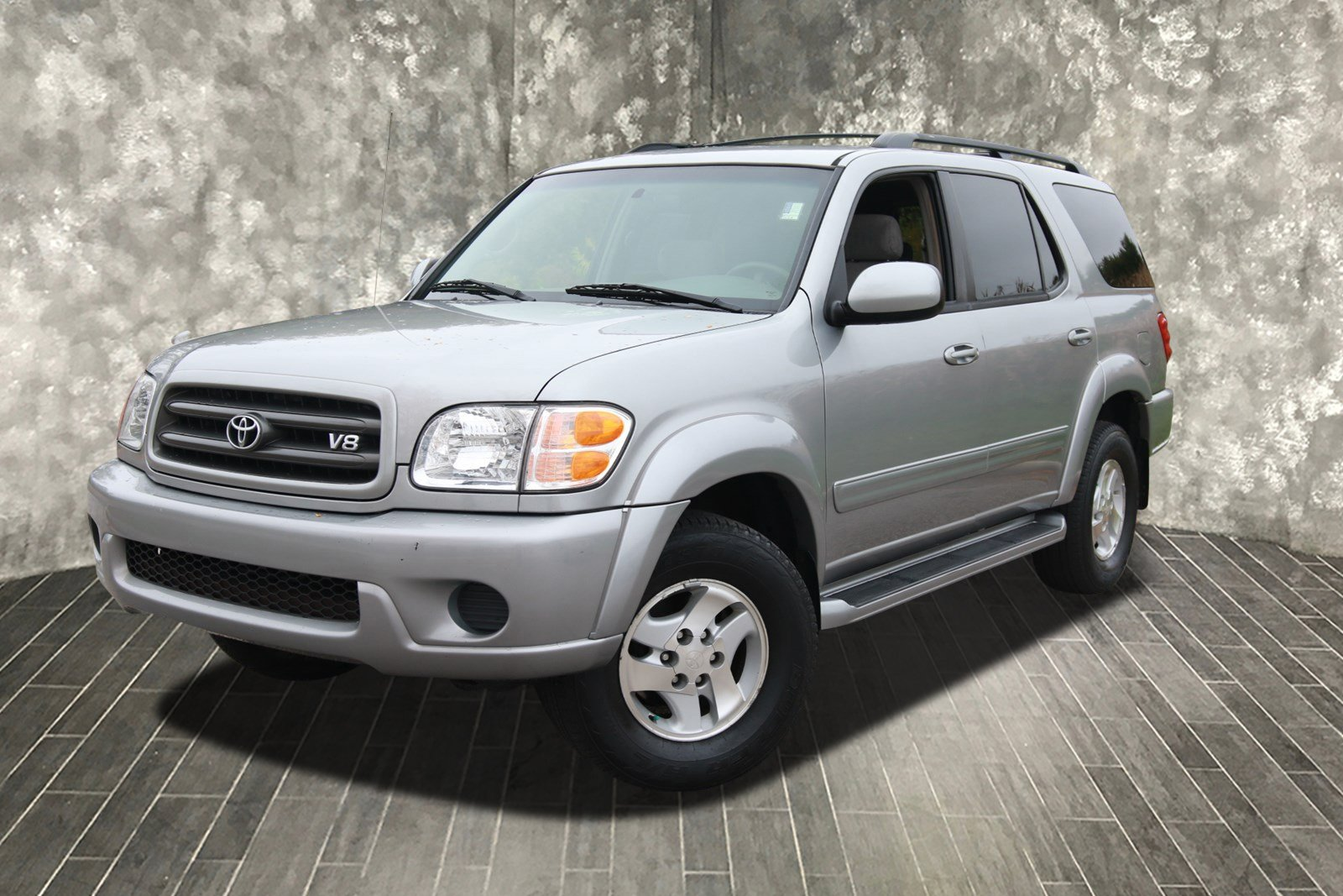 Pre Owned 2003 Toyota Sequoia Sr5 Sport Utility In Portage 9119a Fuel Filter Location