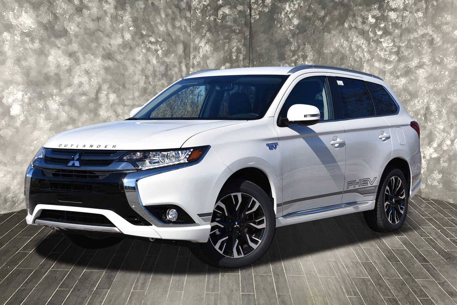 new 2018 mitsubishi outlander phev sel sport utility in portage 18597 castle mitsubishi. Black Bedroom Furniture Sets. Home Design Ideas