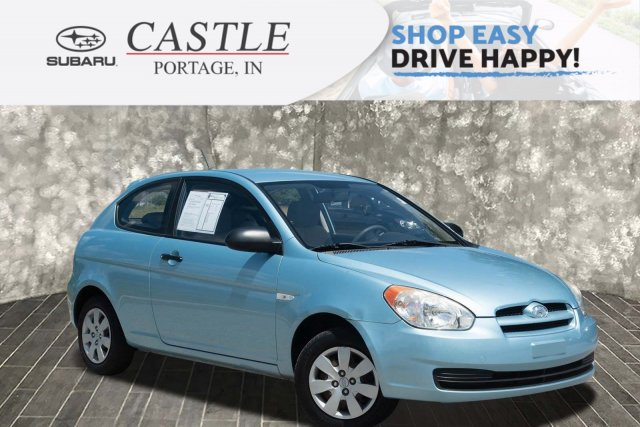 Pre-Owned 2009 Hyundai Accent Auto GS