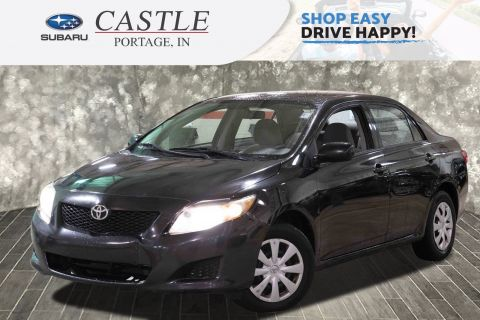 Pre-Owned 2010 Toyota Corolla Base