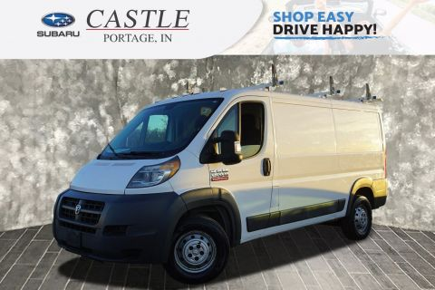 Pre-Owned 2014 Ram ProMaster Cargo Van Low Roof