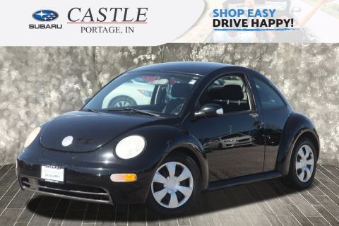 Pre-Owned 2004 Volkswagen New Beetle Coupe GL