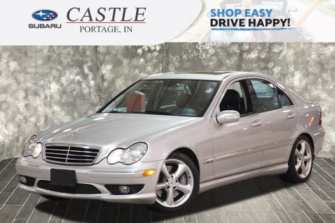 Pre-Owned 2005 Mercedes-Benz C-Class 1.8L